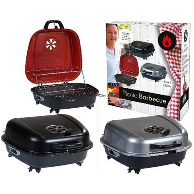 BBQ Barbecue Koffer 41x42cm