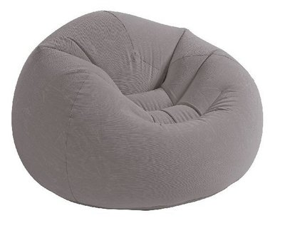 Intex 68579NP Beanless Bag Chair Opblaasbare Stoel 104x107x69 cm