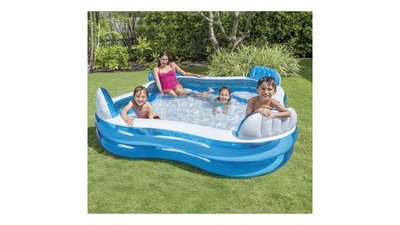 Intex 56475NP Family Lounge Pool 229x229cm