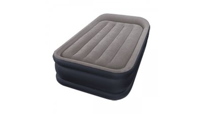 Intex 64132 Twin DeLuxe Pillow Rest Airbed 99x191x42cm