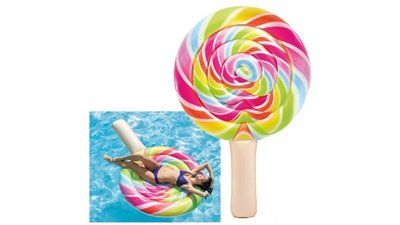 Intex Lolly Luchtbed 208x135cm