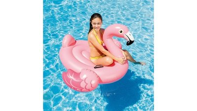 Intex 57558NP Flamingo Ride-On 142x137x97 cm
