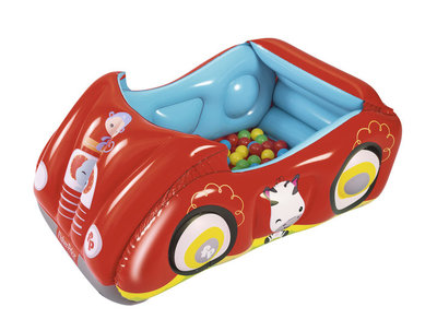 Fisher-Price race auto ball pit