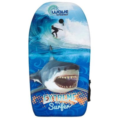 Wave Breakers Bodyboard Extreme Surfer 93 cm